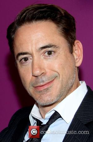 Robert Downey Jr. - Celebrities backstage at Broadway's Romeo and Juliet at the Richard Rodgers Theatre. - New York, NY,...