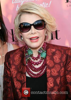 Joan Rivers In Legal Spat With Former Neighbour