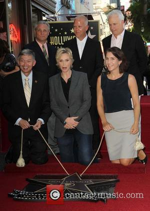 Leron Gubler, Ryan Murphy, Christopher Guest, Jane Lynch and Guests