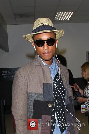 Sorry Ladies, Pharrell Williams Weds Model Helen Lasichanh