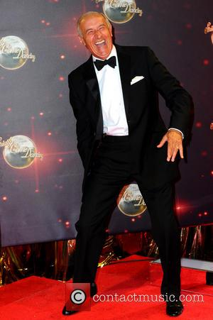 Len Goodman - Strictly Come Dancing red carpet launch event held at Elstree studios - Arrivals - London, United Kingdom...