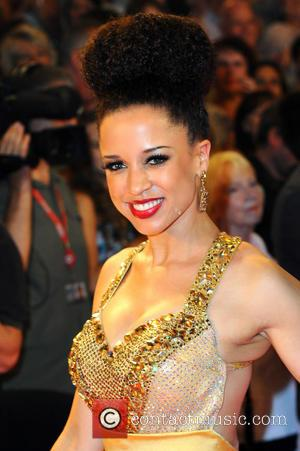 Natalie Gumede - Strictly Come Dancing red carpet launch event held at Elstree studios - Arrivals - London, United Kingdom...