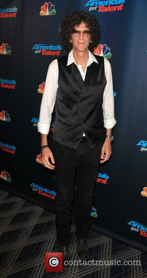 Howard Stern - America's Got Talent - Season 8 Red Carpet Event at Radio City Music Hall - New York...