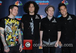 Marky Ramone Jams With Fall Out Boy