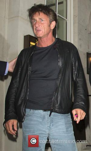 Sean Penn - Sean Penn leaves 34 restaurant in Mayfair - London, United Kingdom - Wednesday 4th September 2013