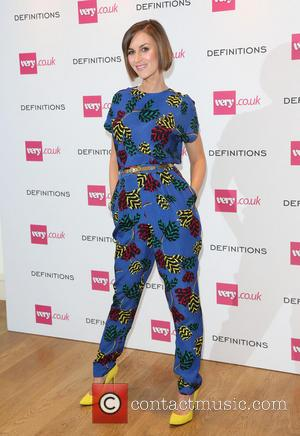 Katherine Kelly - Very.co.uk launch party introducing the new fashion brand Definitions at Somerset House -  Arrivals - London,...