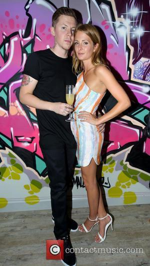 Stephen Manderson and Millie Mackintosh