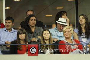 Jessica Beil - Celebrities attend day 10 of the 2013 Tennis US Open. - New York, NY, United States -...