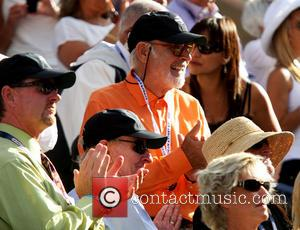 Sean Connery - Day 11, Andy Murray, GBR v Stanislas Wawrinka, SUI,  match, the US Open Tennis Tournament, at...