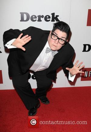 Lea Delaria - New York Premiere of 'Derek' at the Museum of Modern Art (MOMA) - New York City, NY,...