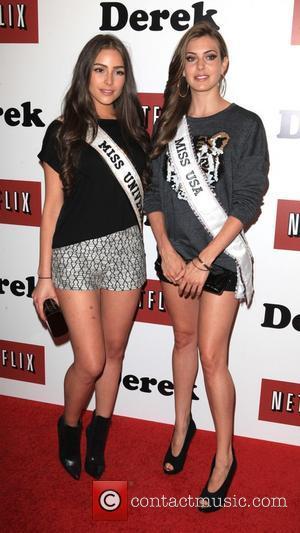 Olivia Culpo and Erin Brady
