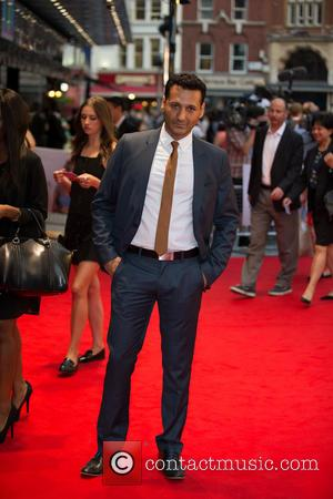 Cas Anvar - 'Diana' World Premiere held at the Odeon Leicester Square - Arrivals - London, United Kingdom - Thursday...