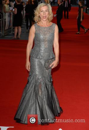 Juliet Stevenson - 'Diana' World Premiere held at the Odeon Leicester Square - Arrivals - London, United Kingdom - Thursday...