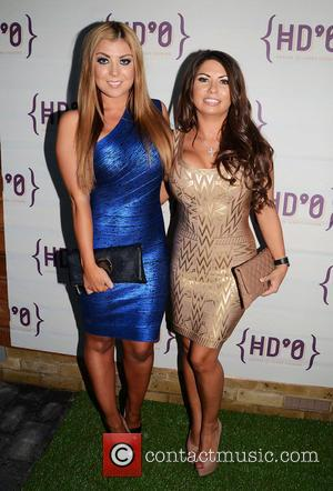 Abigail Clarke - The HDOsw (Hors D'Oeuvre South Woodford) launch party in South Woodford in North East London - London,...