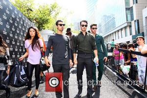 New York Fashion Week, Jonas Brothers