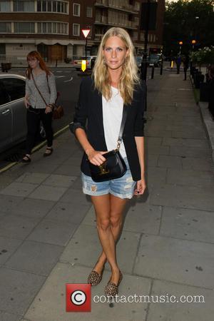 Poppy Delevingne - Taylor Morris Launch Party - Arrivals - London, United Kingdom - Thursday 5th September 2013