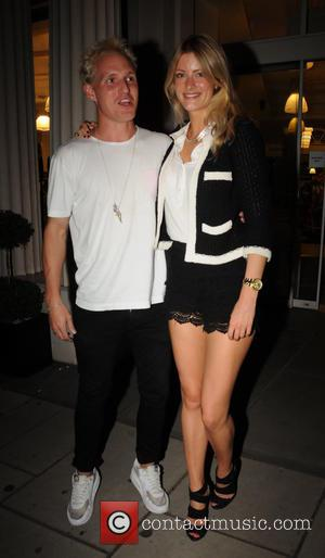 Jamie Laing and Ashley Benson
