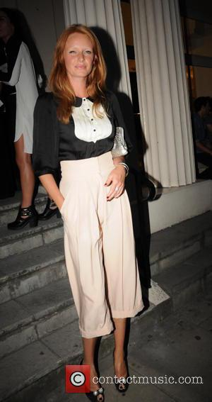 Olivia Inge - Taylor Morris Launch Party - Arrivals - London, United Kingdom - Thursday 5th September 2013