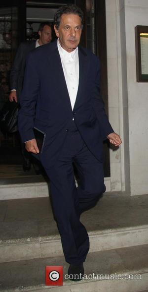 Charles Saatchi - Charles Saatchi leaving 34 Restaurant - London, United Kingdom - Thursday 5th September 2013