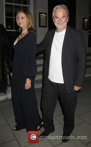 Trevor Eve and Sharon Maughan