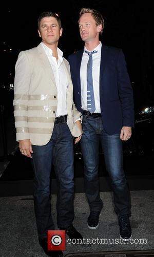 David Burtka and Neil Patrick Harris - Lexus Design Disrupted Fashion Experience event held at SIR Stage 37 - Arrivals...