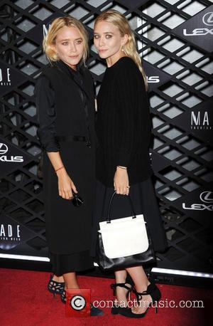Mary-Kate Olsen and Ashley Olsen - Lexus Design Disrupted Fashion Experience event held at SIR Stage 37 - Arrivals -...