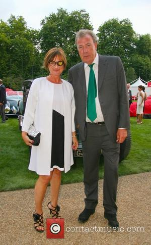Emma Forbes and Jeremy Clarkson