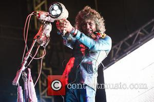 Wayne Coyne of The Flaming Lips - Bestival Isle of Wight - Day 2 - Isle Of Wight, United Kingdom...