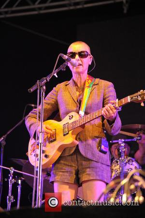 Sinead O'connor, Bestival, Robin Hill Country Park, Isle and Wight