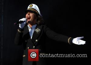 Jessie Ware - Bestival Isle of Wight - Day 2 - Isle Of Wight, United Kingdom - Friday 6th September...