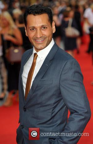 Cas Anvar - World Premiere of 'Diana' held at the Odeon Leicester Square - Arrivals - London, United Kingdom -...