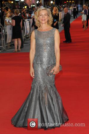 Juliet Stevenson - World Premiere of 'Diana' held at the Odeon Leicester Square - Arrivals - London, United Kingdom -...