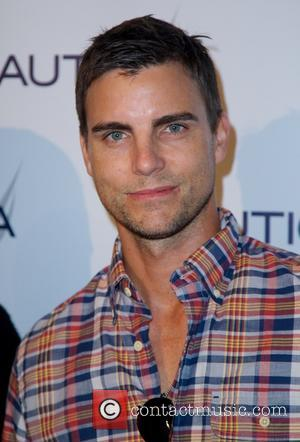 Colin Egglesfield - New York Fashion Week - Nautica Spring 2014 Men's Show - New York City, NY, United States...