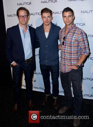 Matt Letscher, Josh Henderson and Colin Egglesfield