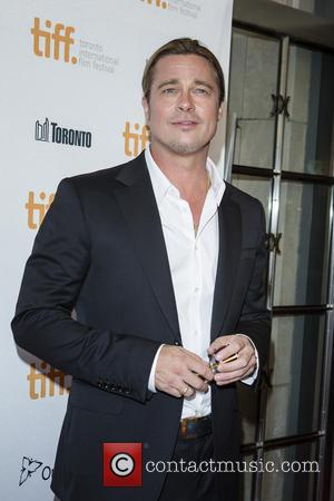 Brad Pitt - '12 Years a Slave' at the Toronto...