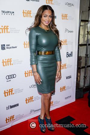La La Anthony - Premiere of '12 Years a Slave' at the Toronto International Film Festival - Arrivals - Toronto,...