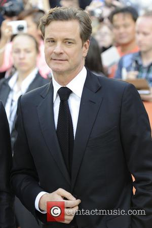 Colin Firth - The Railway Man - TIFF 2013 Red...