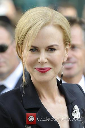 Nicole Kidman - The Railway Man - TIFF 2013 Red...