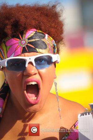 Gemma Cairney - Bestival, Robin Hill Park, Isle of Wight - Day 4 - Isle Of Wight, United Kingdom -...