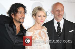 Naomi Watts, Naveen Andrews and Oliver Hirschbiegel