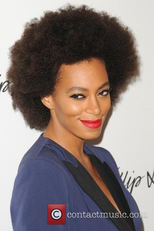 Solange Knowles - 3.1 Philip Lim for Target Launch Event - arrivals - Manhattan, New York, United States - Friday...