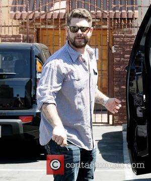 Jack Osbourne - Contestants outside a rehearsal studio for 'Dancing With The Stars' season 17 - Hollywood, CA, United States...