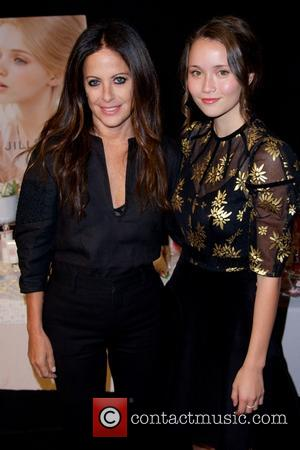 Jill Stuart and Katie Chang
