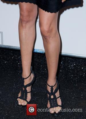 Meghan Markle - Mercedes-Benz New York Fashion Week Spring/Summer 2014 - Herve Leger by Max Azria - Arrivals - New...