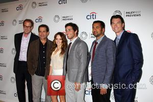 Rob Greenberg, Tony Shalhoub, Rebecca Breeds, Chris Smith, Kal Penn and Jerry O'connell