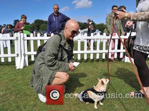 Gail Porter - Pup Aid 2013 dog show held at Primrose Hill - London, United Kingdom - Saturday 7th September...
