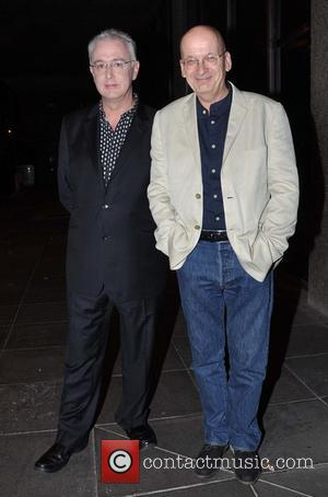 Joseph O'connor and Roddy Doyle