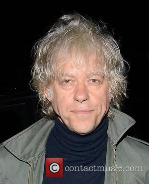 Bob Geldof Space Travel -To Go Where No Rock Star Has Gone Before