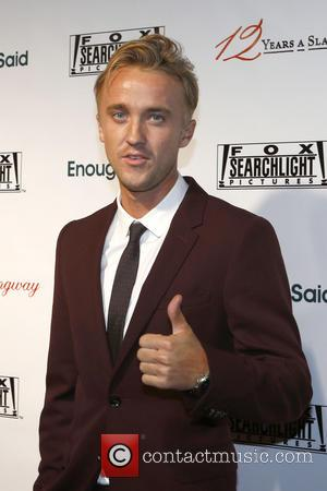 Tom Felton - Fox Searchlight TIFF Party at Spice Route during the 2013 Toronto International Film Festival. - Toronto, Ontario,...