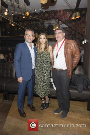 Charlie Stratton, Elizabeth Olsen and William Horberg